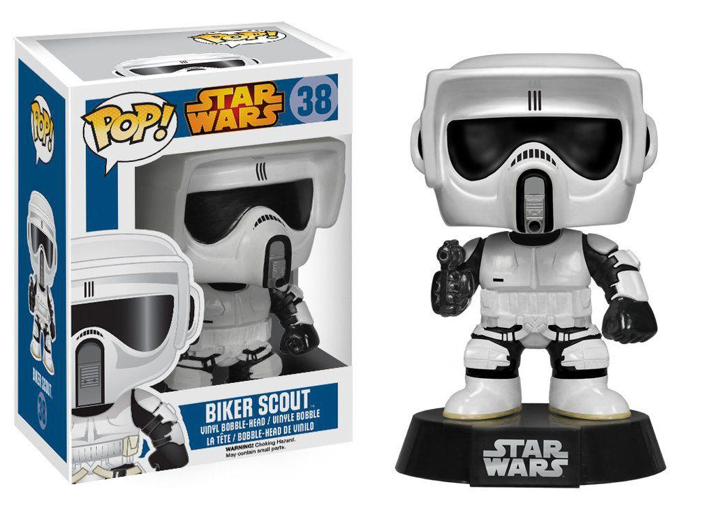 Biker Scout #38 - Star Wars - Funko Pop!
