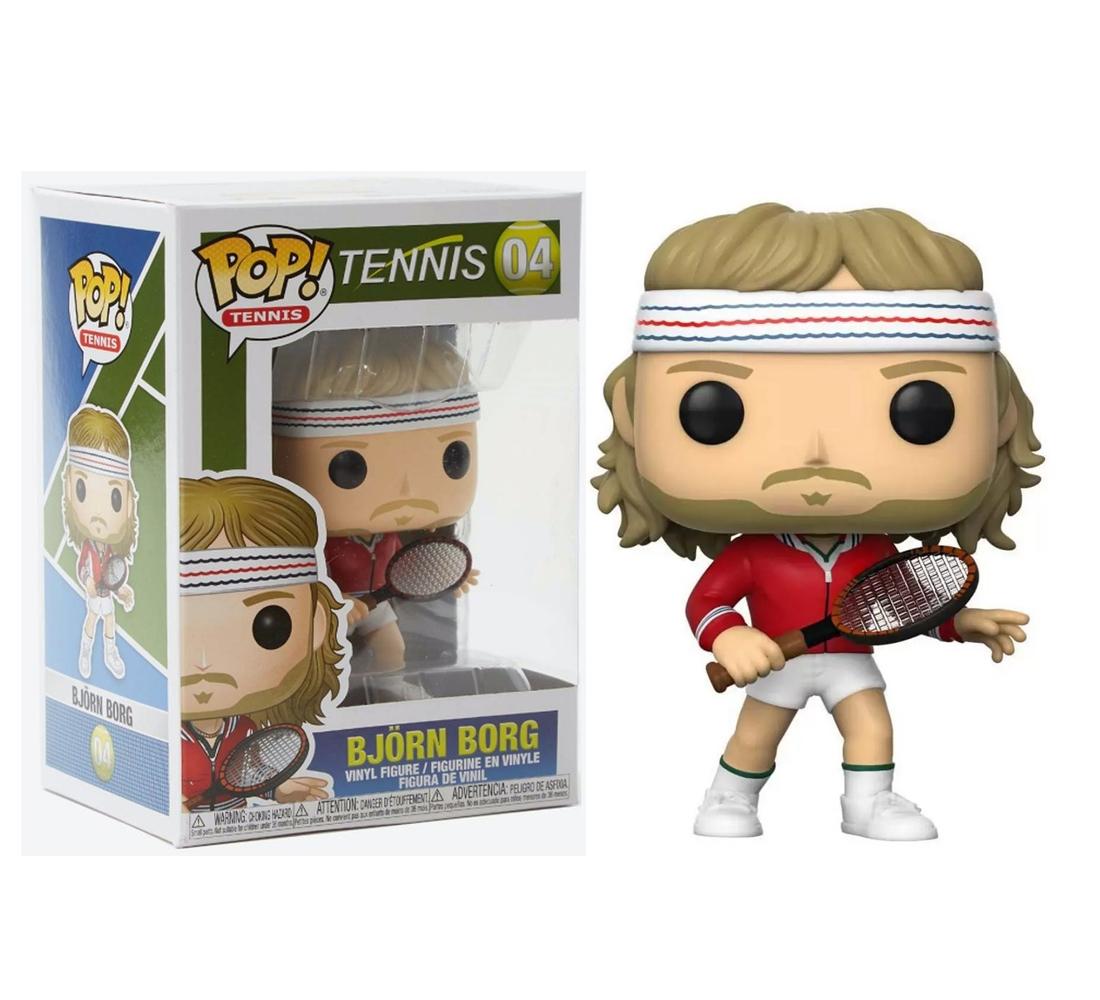 Björn Borg #04 - Funko Pop! Tennis