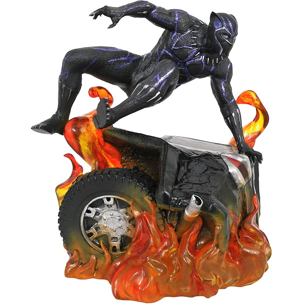 Black Panther (Pantera Negra) - Marvel Gallery - Diamond Select Toys