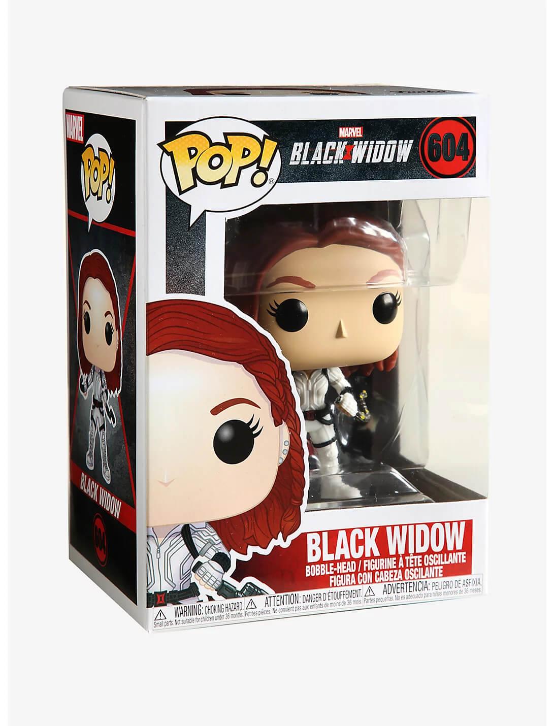 Black Widow (Viúva Negra) #604 - Funko Pop! Marvel