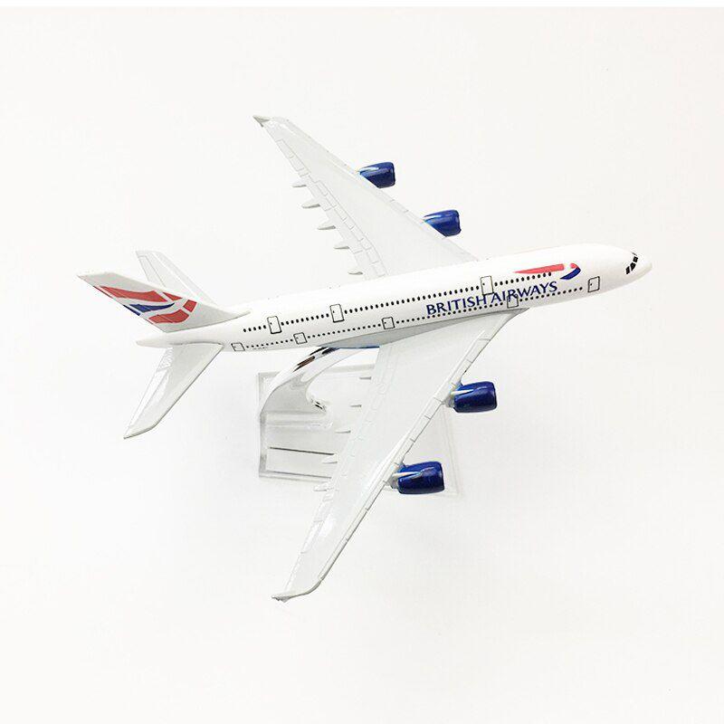 British Airways - Airbus A380