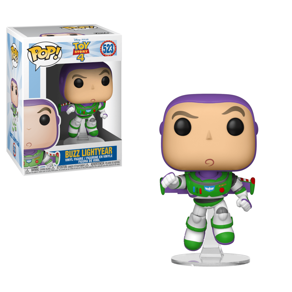Buzz Lightyear #523 - Toy Story 4 - Funko Pop!