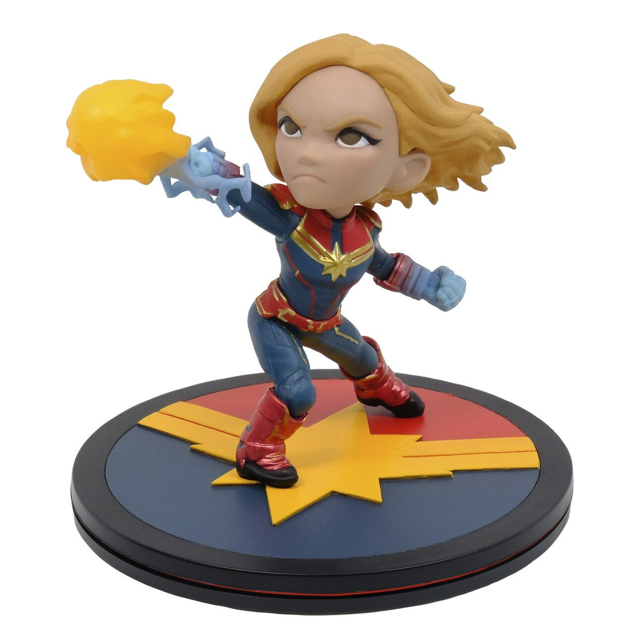 Captain Marvel (Capitã Marvel) - Q-Fig - Quantum Mechanix