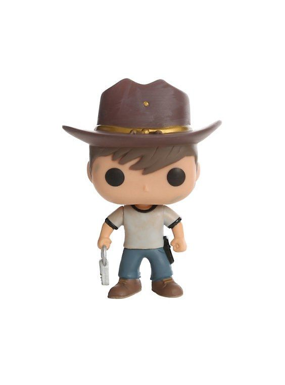 Carl #97 - The Walking Dead - Funko Pop! Television