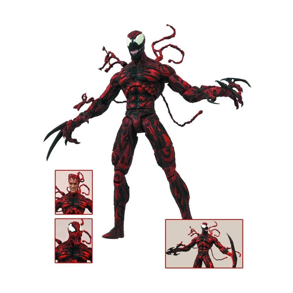 Carnage ( Carnificina ) - Marvel Select - Diamond Select Toys