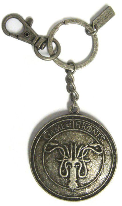 Chaveiro Greyjoy - Game of Thrones - SD Toys