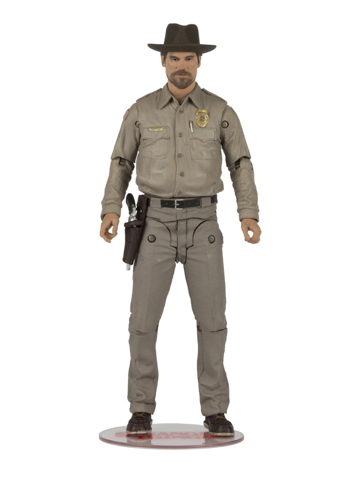 Chief Hopper - Stranger Things - McFarlane