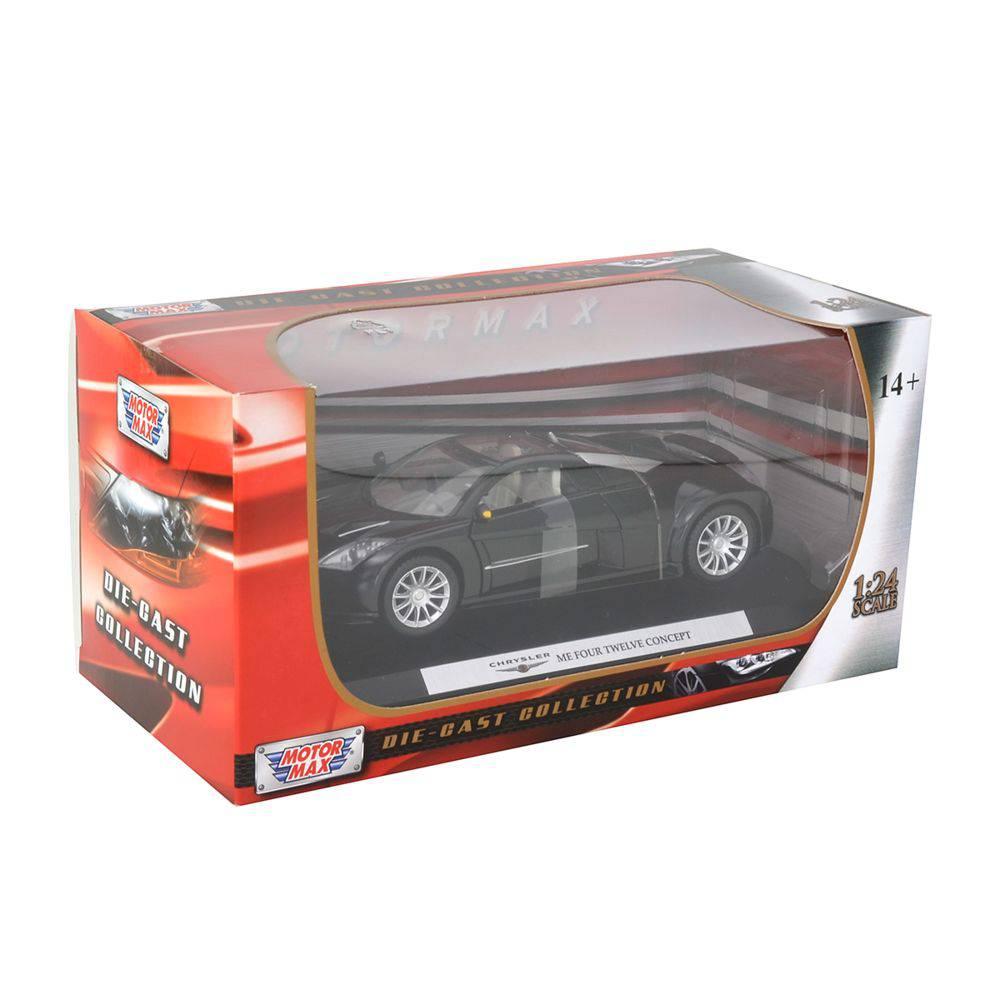Chrysler Me Four Twelve - Escala 1:24 - Motormax