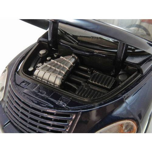 Chrysler PT Cruiser - Escala 1:24 - Motormax
