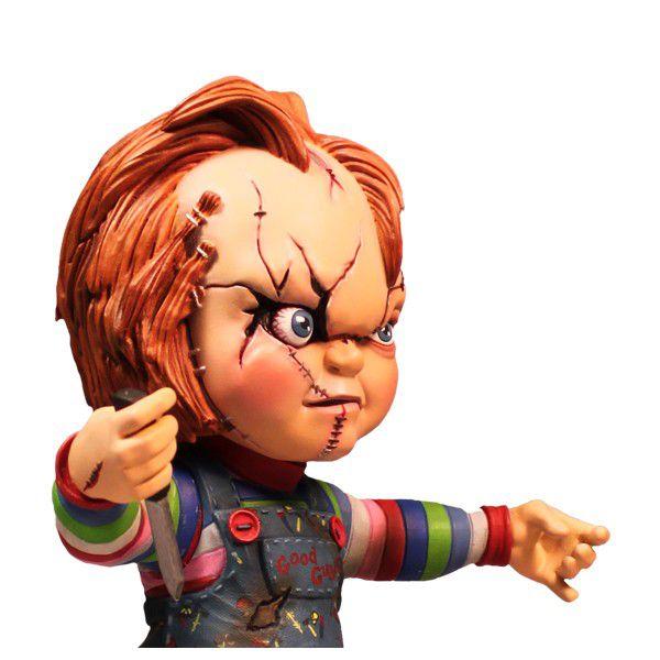 Chucky Roto - Child's Play ( Brinquedo Assassino ) -  - Stylized Figure - Mezco Toyz