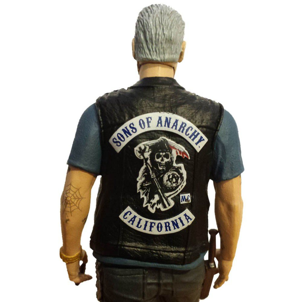 Clarence Clay Morrow - Sons of Anarchy - Mezco