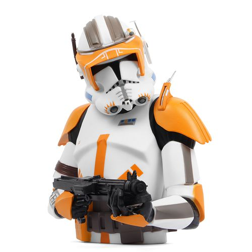 Commander Cody Bust Bank - Star Wars - Diamond Select Toys