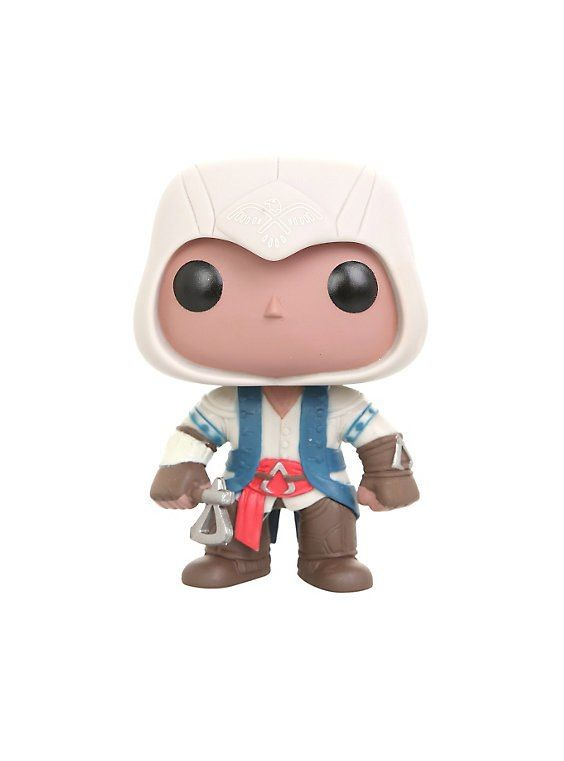Connor #22 - Assassins Creed - Funko Pop! Games