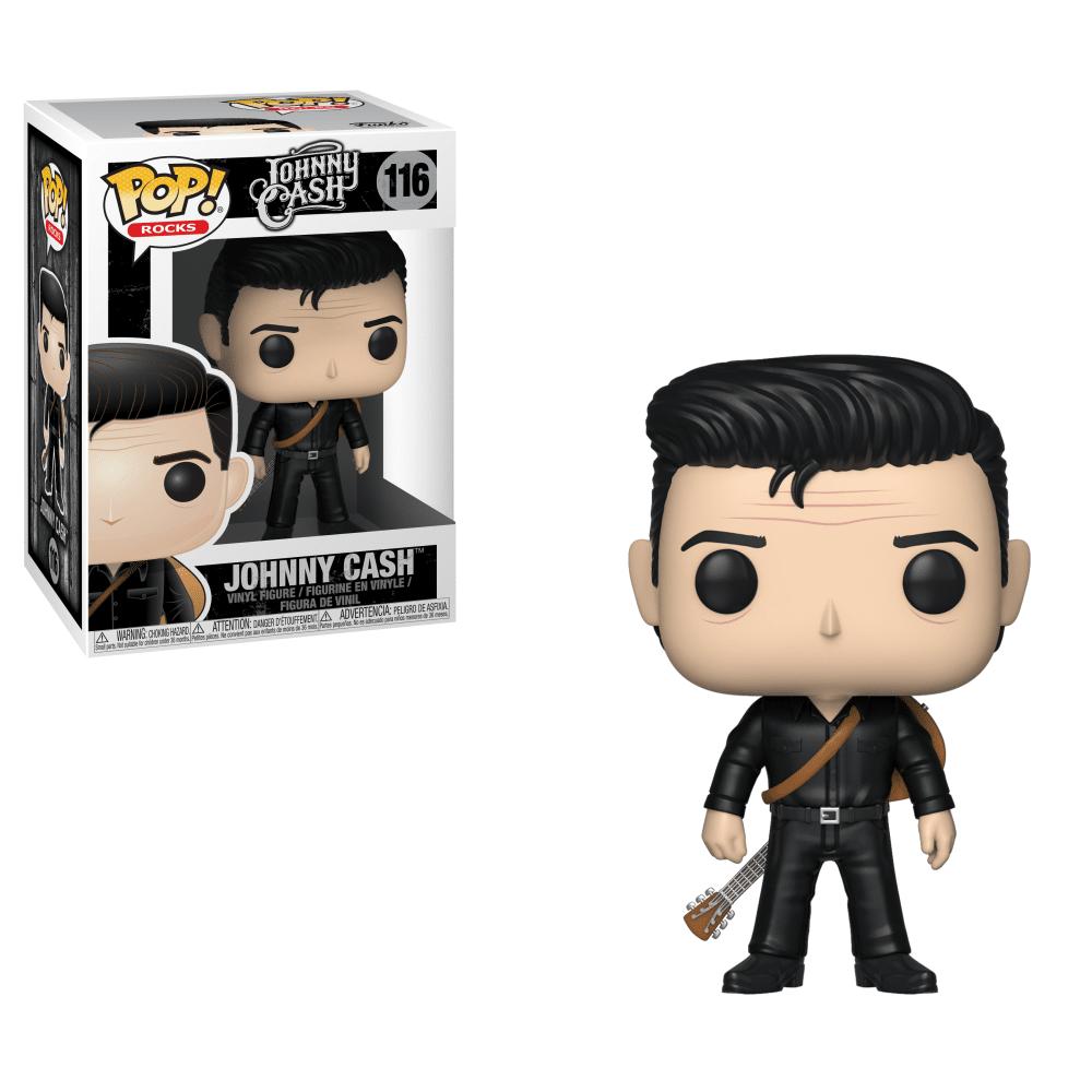 Johnny Cash #118 - Funko Pop! Rocks