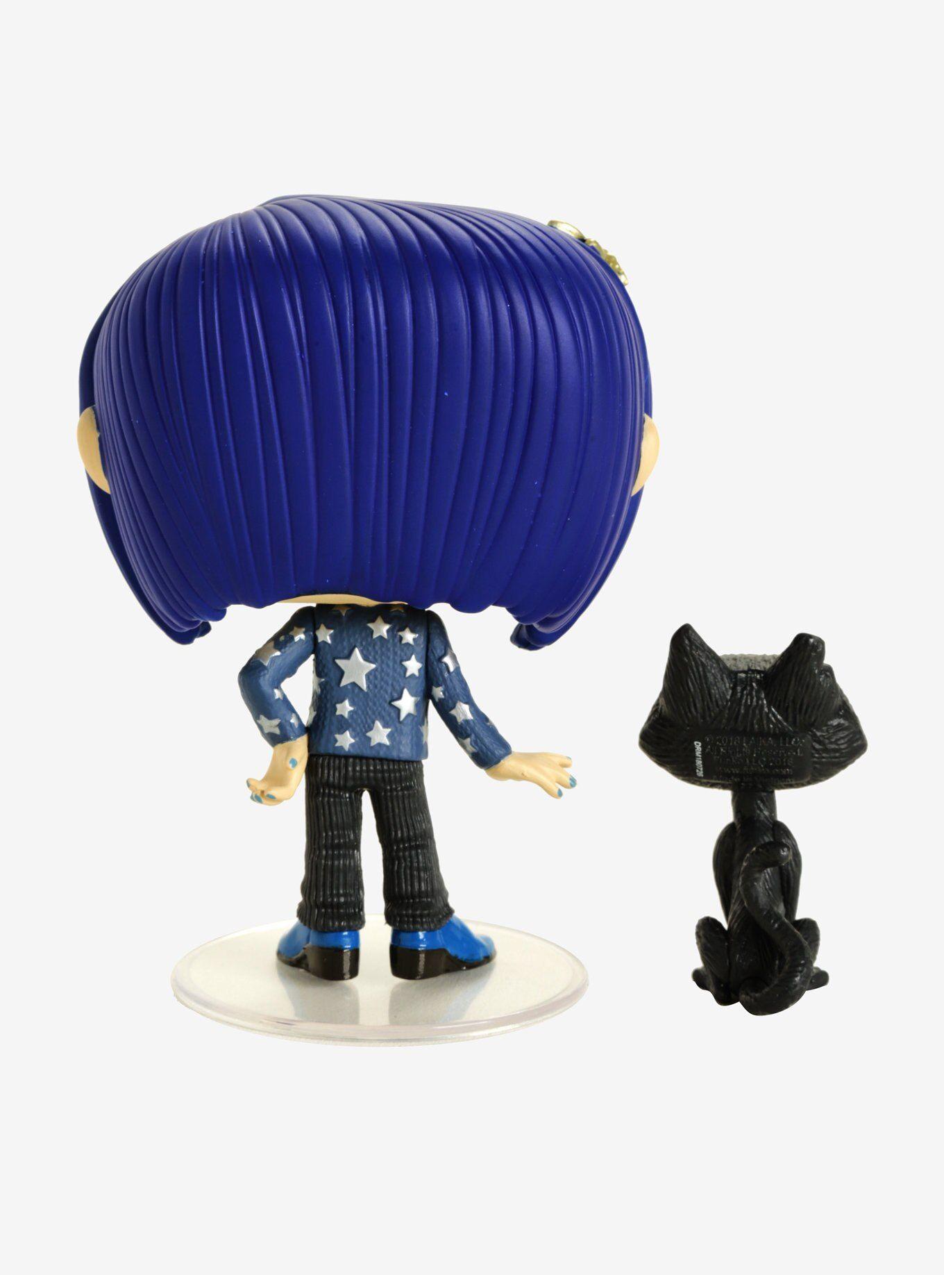 Coraline with Cat #422 - Funko Pop! Animation