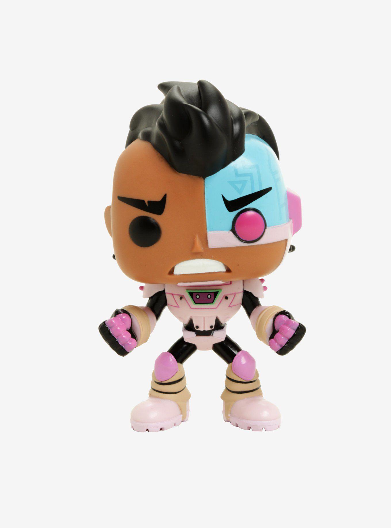 Cyborg #605 - Teen Titans Go! ( Os Jovens Titãs em Ação ) - Funko Pop! Animation