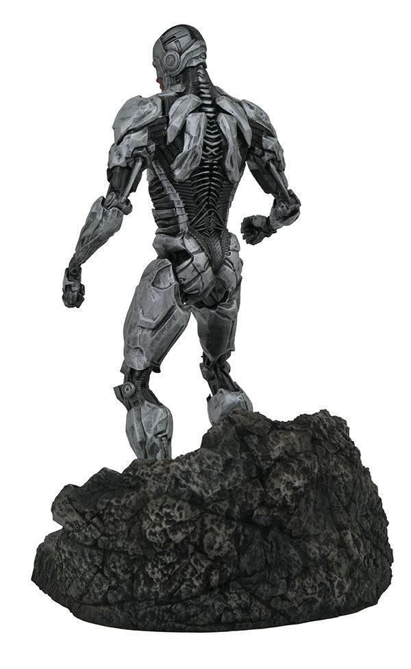 Cyborg - Justice League (Liga da Justiça) - DC Gallery - Diamond Select Toys