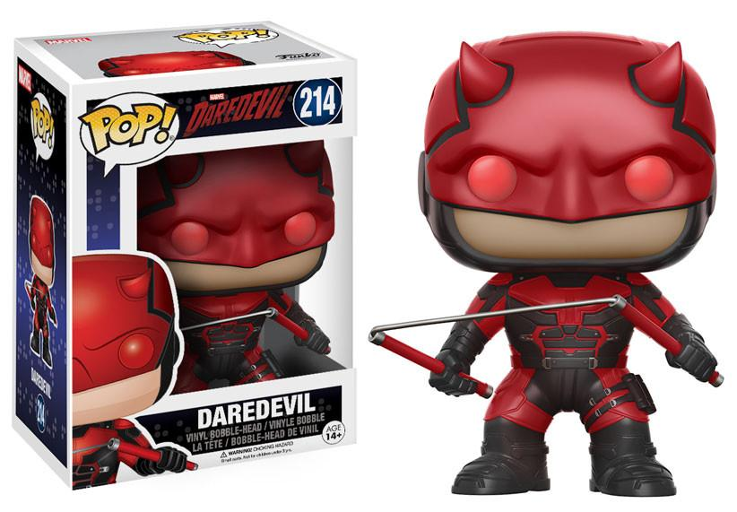 Daredevil #214 ( Demolidor ) - Netflix - Funko Pop! Marvel