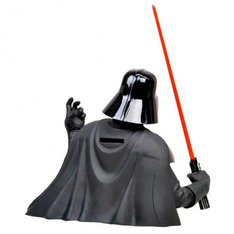 Darth Vader Bust Bank - Star Wars - Diamond Select Toys