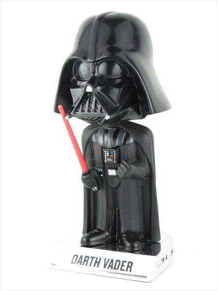 Darth Vader - Star Wars - Funko Wacky Wobbler Limited Editon