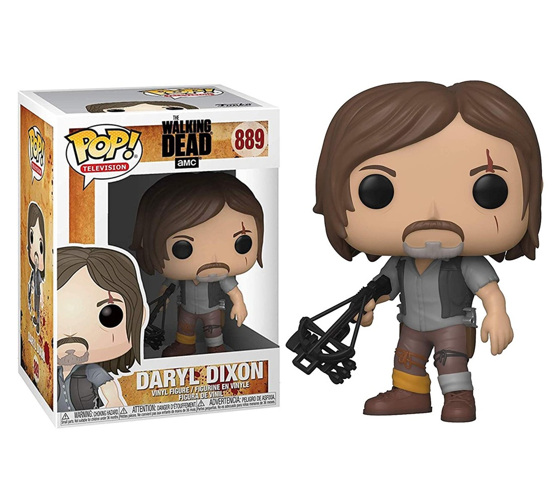 Daryl Dixon #889 - The Walking Dead - Funko Pop! Television