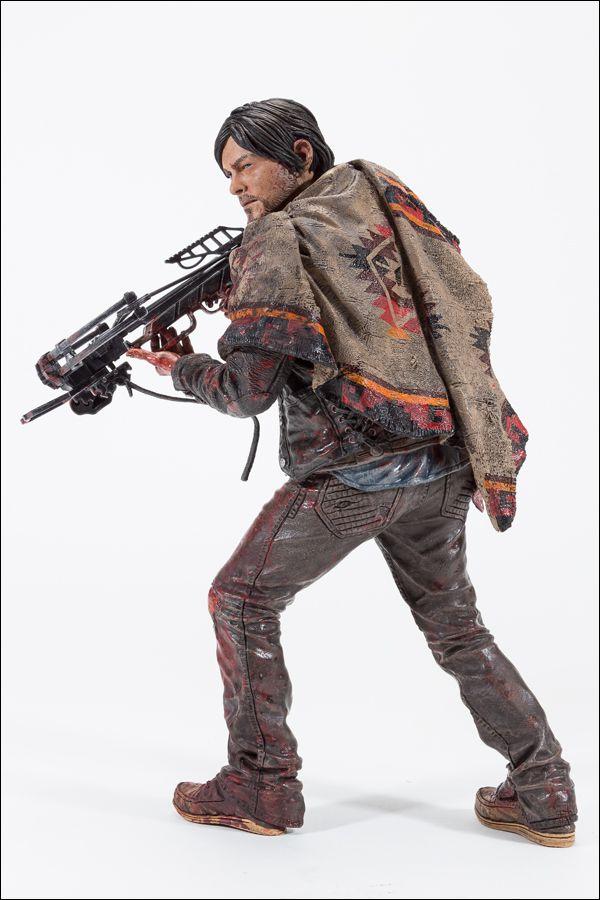 """Daryl Dixon Survivor 10"""" - The Walking Dead - McFarlane"""