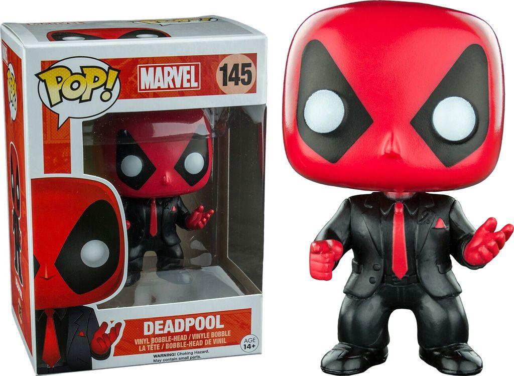 Deadpool #145 - Funko Pop! Marvel