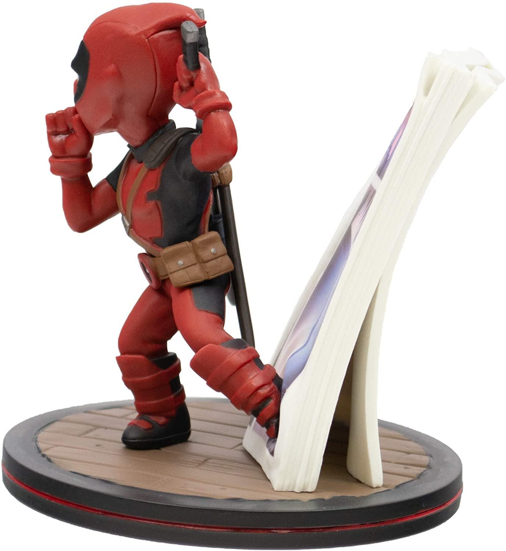 Deadpool 4D - Marvel - Q-Fig - Quantum Mechanix