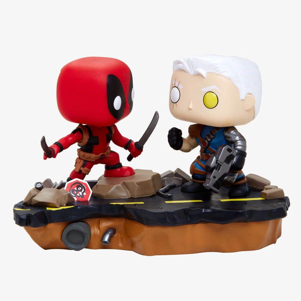 Deadpool VS Cable #318 - Comic Moments - Funko Pop! Marvel