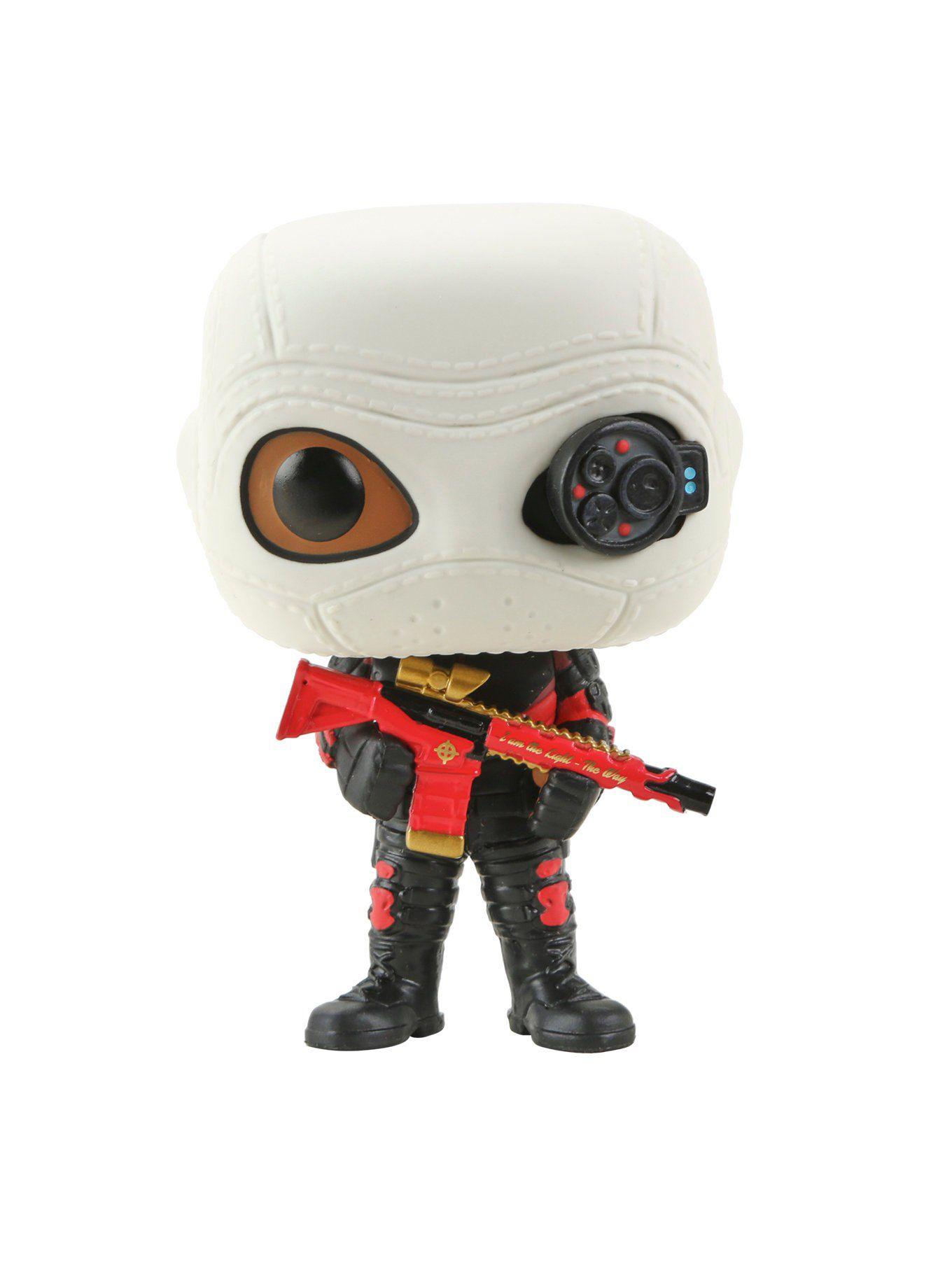Deadshot #106 ( Pistoleiro ) - Suicide Squad ( Esquadrão Suicida ) - Funko Pop! Heroes
