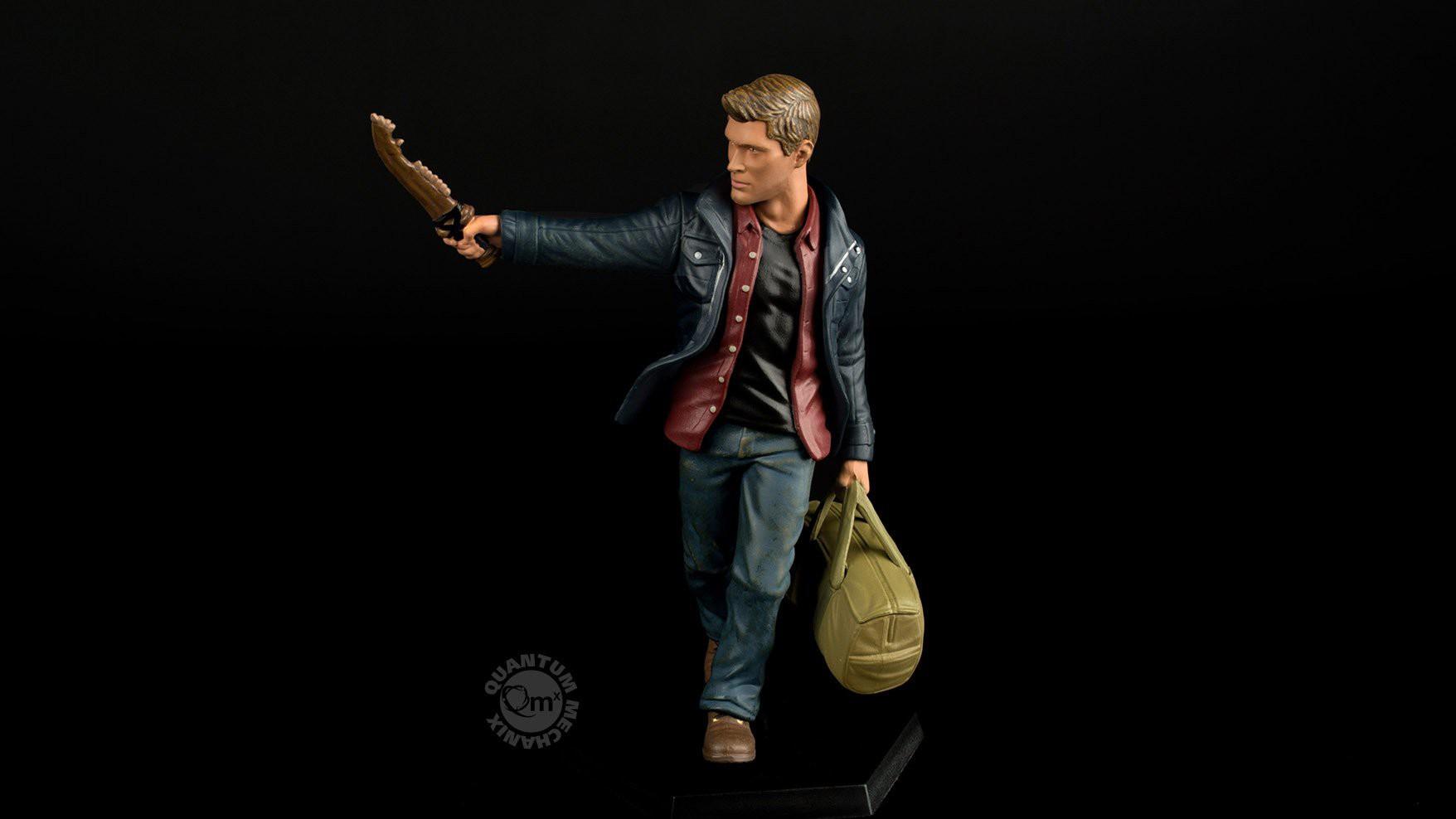 Dean Winchester - Supernatural - Mini Masters Figure - Quantum Mechanix