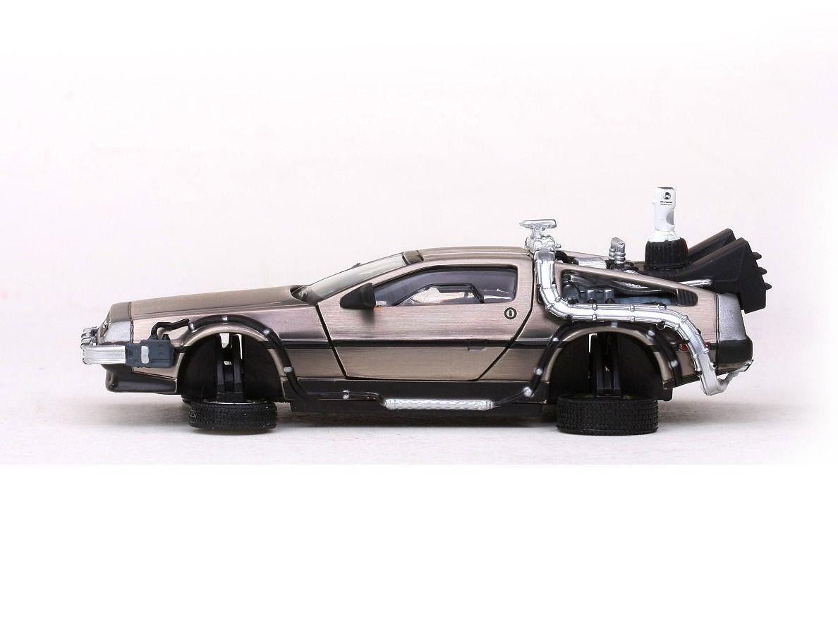 DeLorean DMC-12 - Back To The Future II - Escala 1:43 - Vitesse