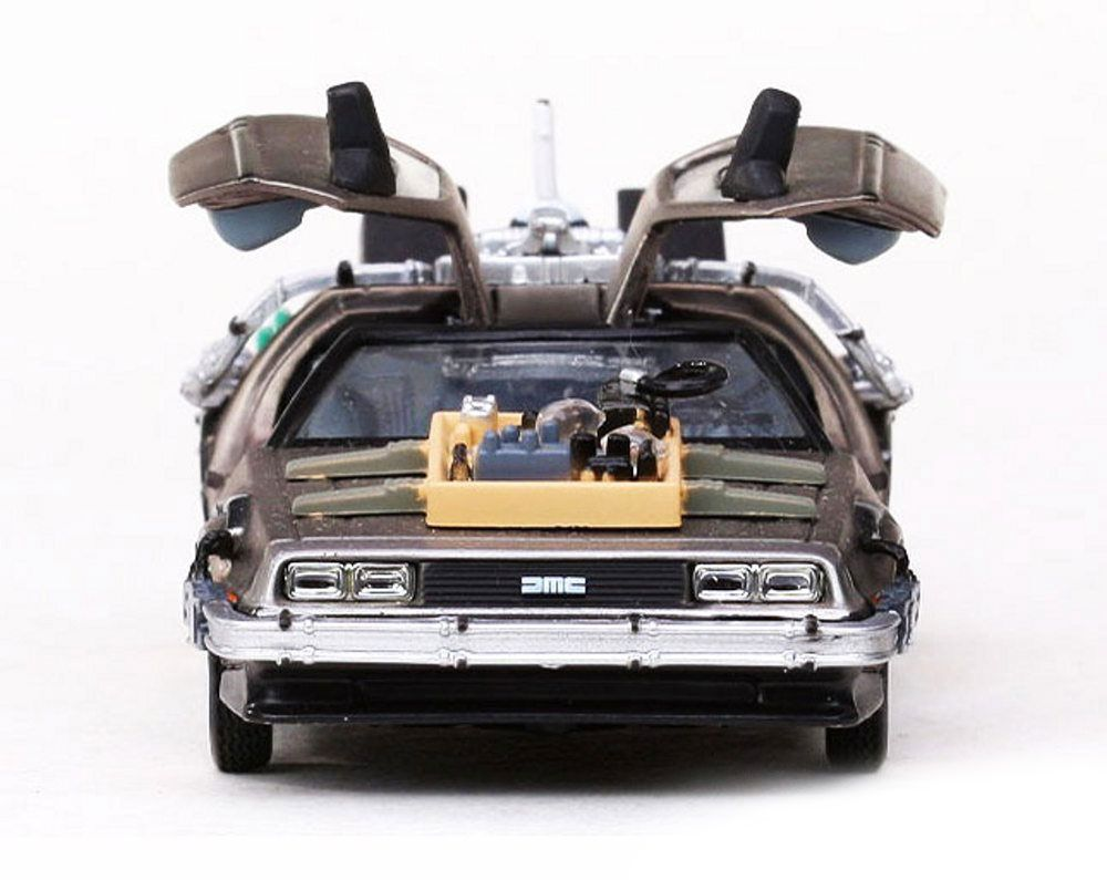 DeLorean DMC-12 - Back To The Future III - Escala 1:43 - Vitesse