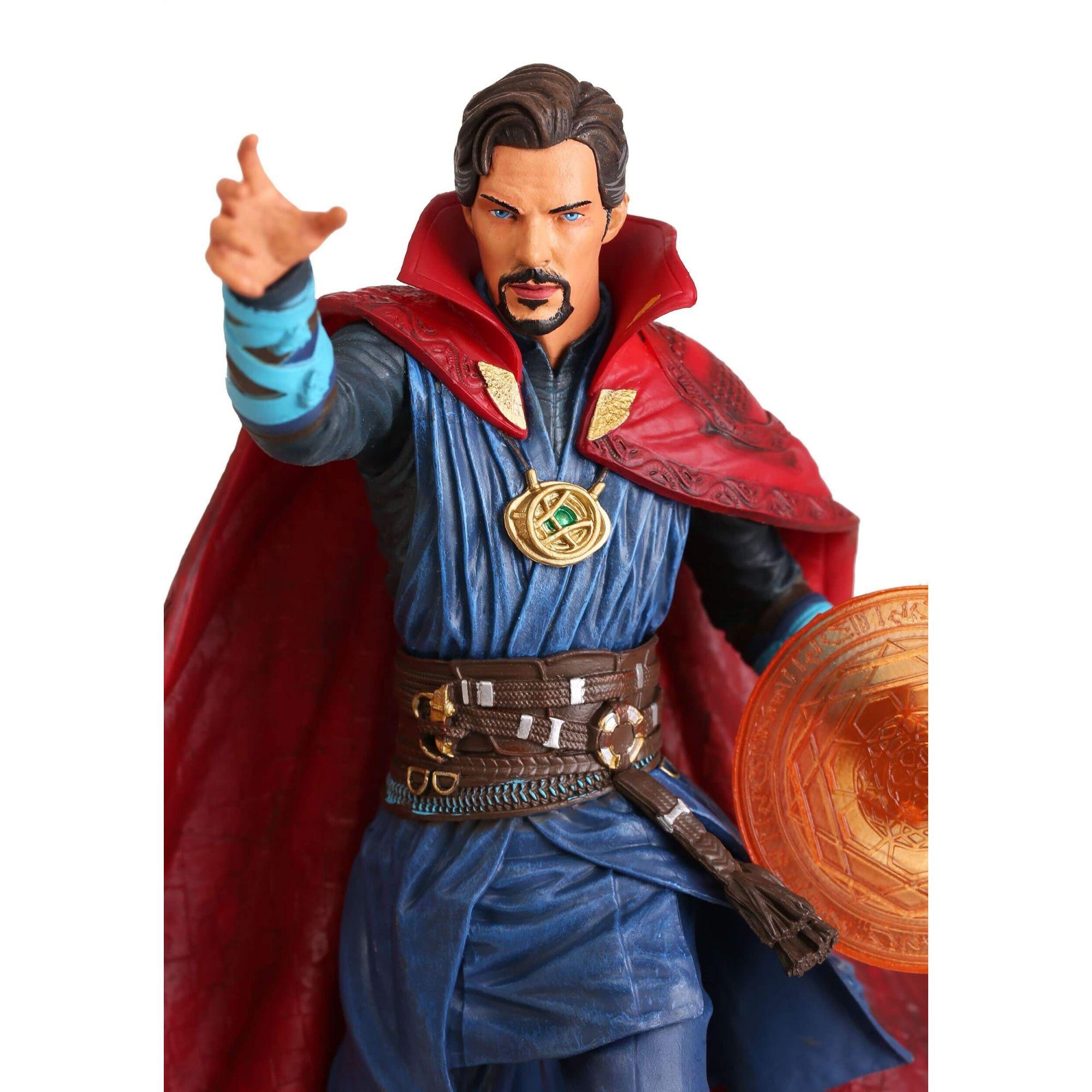 Doctor Strange (Doutor Estranho) - Avengers Infinity War (Vingadores Guerra Infinita) - Marvel Gallery - Diamond Select Toys