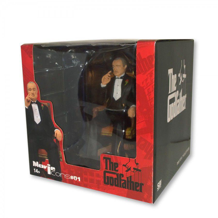 Don Vito Corleone - The Godfather ( O Poderodo Chefão ) - SD Toys