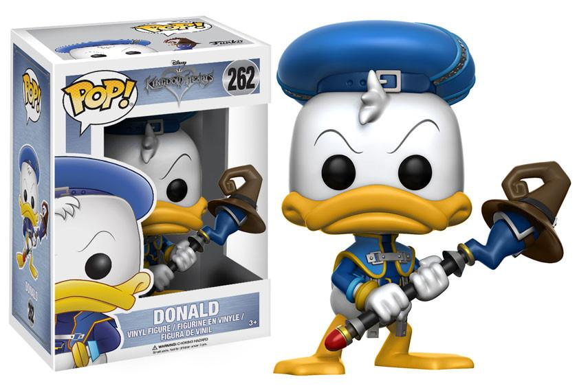Donald #262 - Kingdom Hearts - Funko Pop!