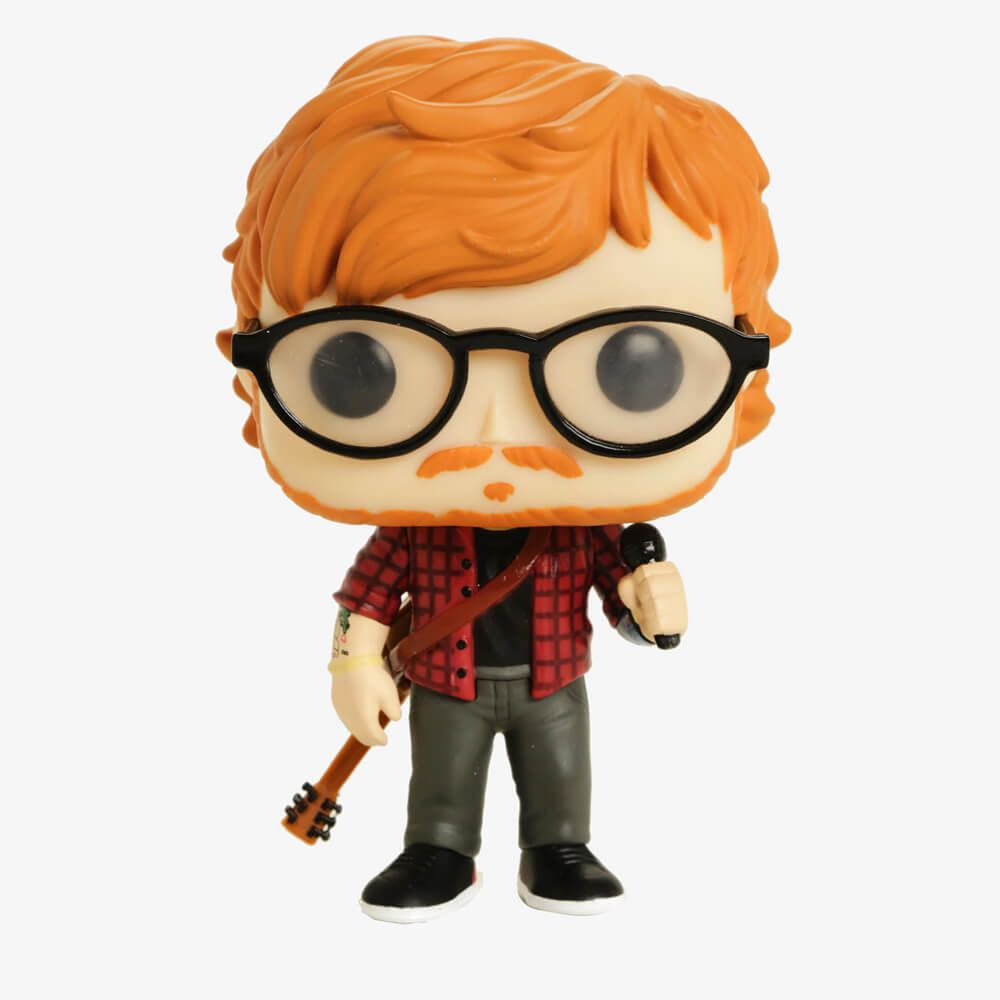 Ed Sheeran #76 - Funko Pop! Rocks