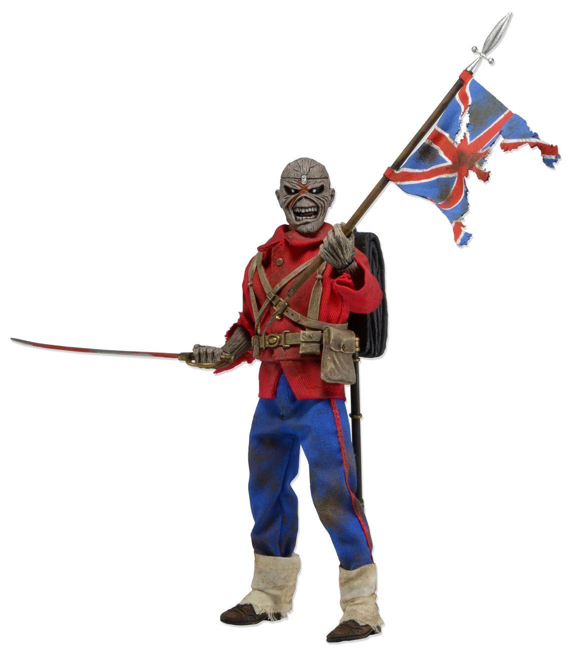 Eddie - Iron Maiden The Trooper - NECA