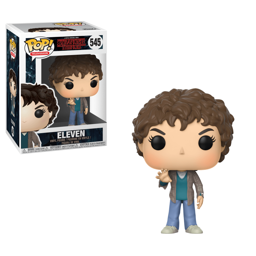 Eleven #545 - Stranger Things - Funko Pop! Television