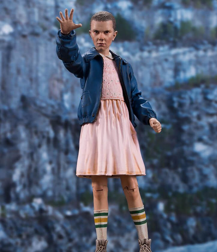 Eleven - Stranger Things - McFarlane