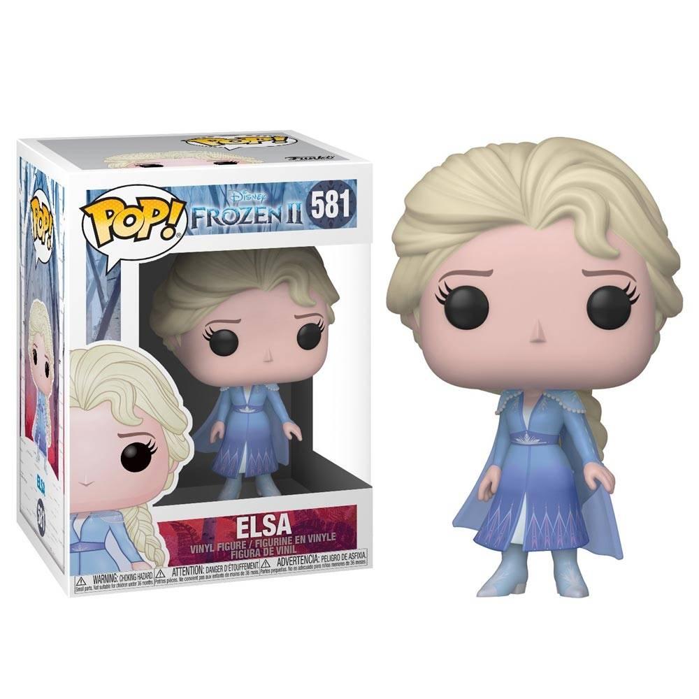 Elsa #581 - Frozen 2 - Funko Pop! Disney
