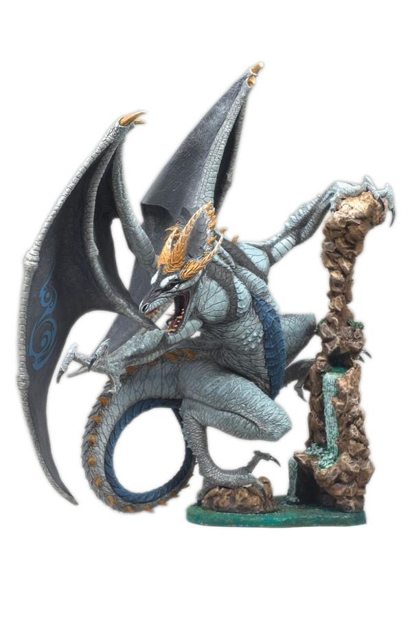 Eternal Dragon ( Dragão Eterno ) - The Rise of Man Series 8 - McFarlane