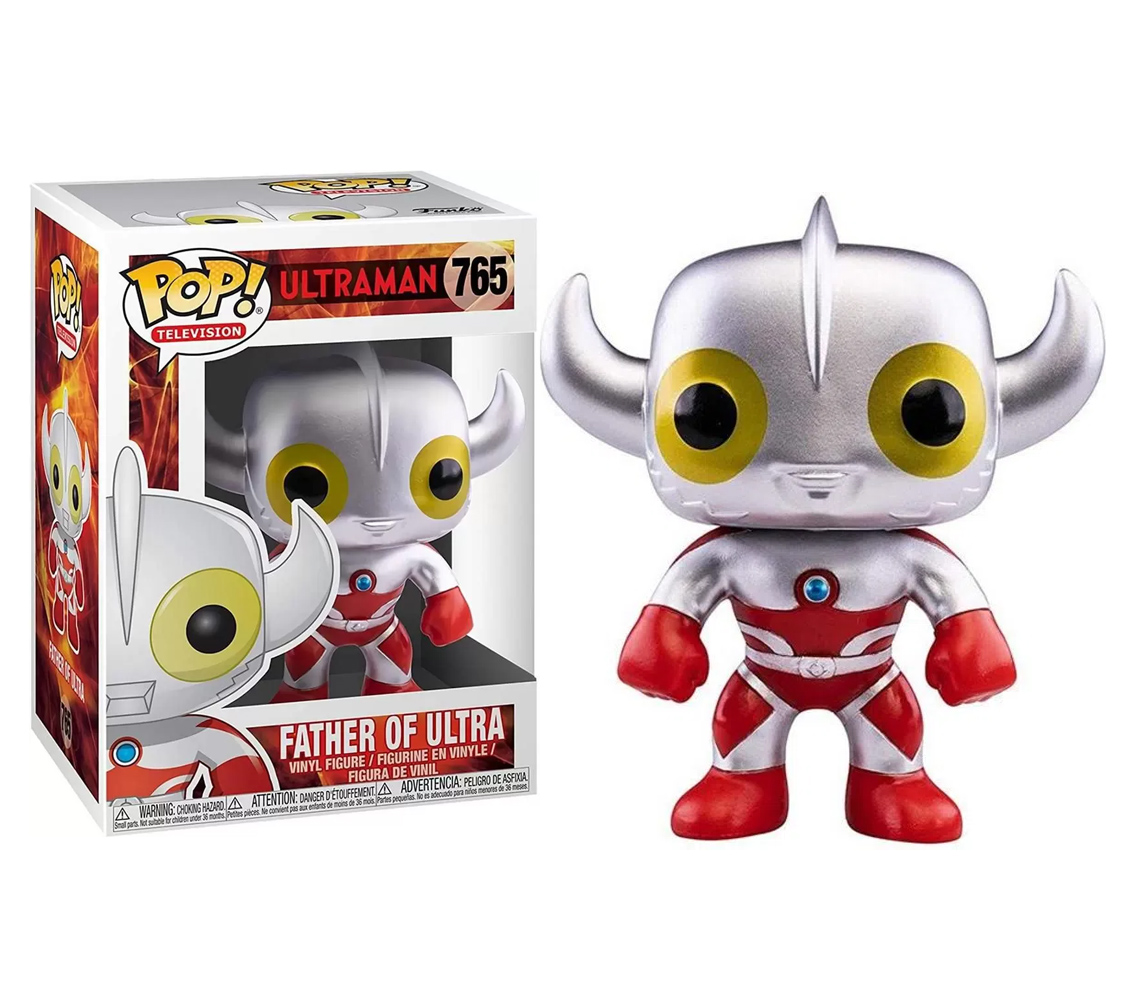 Father of Ultra #765 - Ultraman - Funko Pop! Television