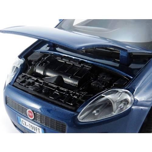 Fiat Grande Punto - Escala 1:24 - Motormax