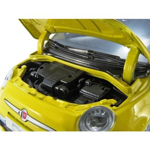 Fiat Nuova 500 - Escala 1:24 - Motormax
