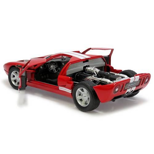 Ford GT Concept - Escala 1:24 - Motormax