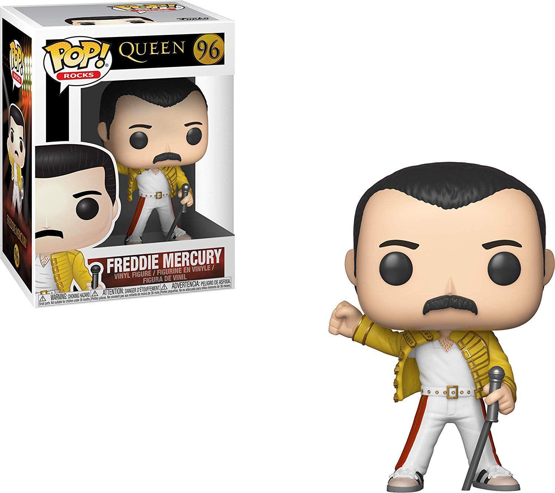Freddie Mercury #96 - Queen - Funko Pop! Rocks