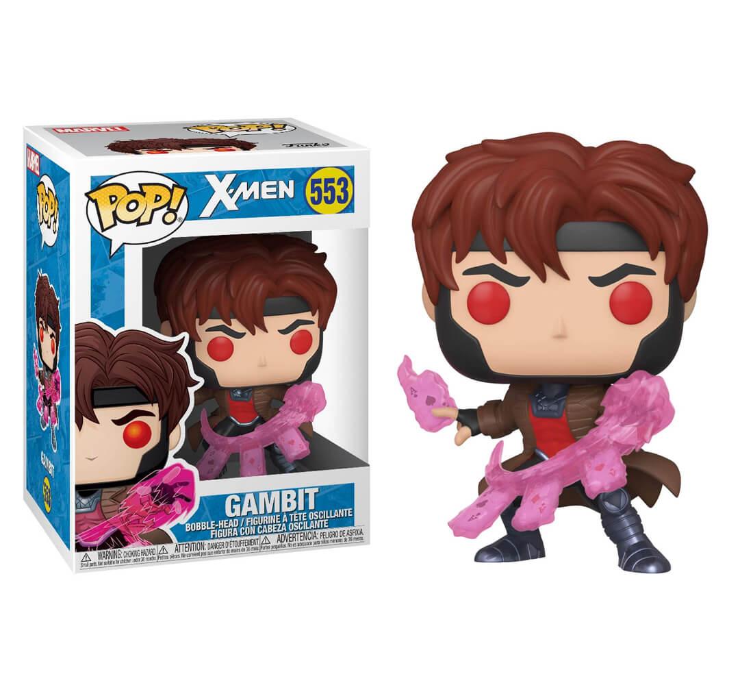 Gambit #553 - X-Men - Funko Pop! Marvel