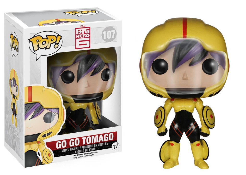 Go Go Tomago #107 - Big Hero 6 - Funko Pop!