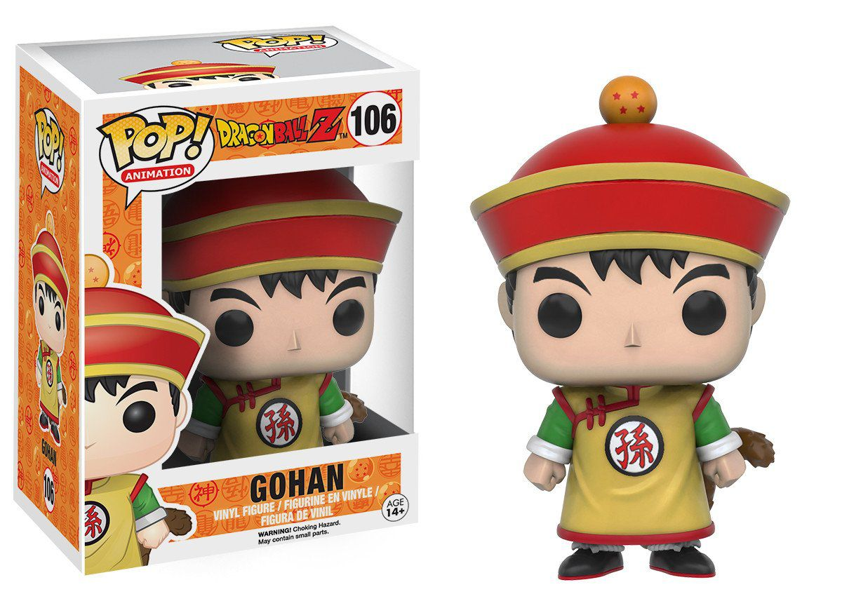 Gohan #106 - Dragon Ball Z - Funko Pop! Animation